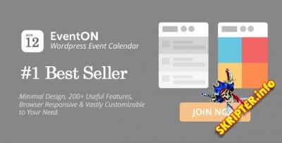 EventOn v2.6.8 - календарь событий для WordPress