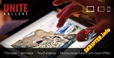 Unite Gallery v1.7.10 - мощная галерея изображений для Joomla