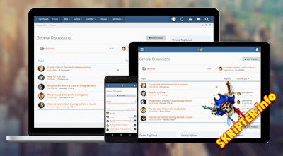 WoltLab Suite Forum v5.0.10 Rus - скрипт форума
