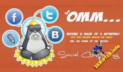 Social Crossposting v4.1.5 - кросспостинг анонсов из Joomla в социальные сети