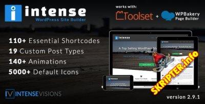 Intense v2.9.5 - плагин WordPress для вставки шорткодов