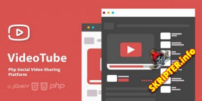 VideoTube v1.2.9 - Video CMS