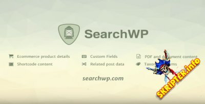 SearchWP v3.1.9 Nulled - плагин поиска для WordPress