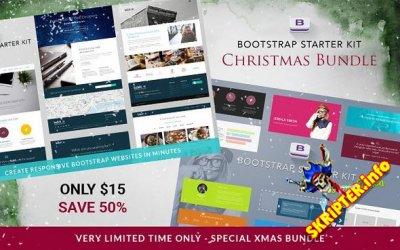 Bootstrap Starter Kit v2.0 - конструктор сайтов
