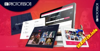 Photo Fusion v1.0 - многоуровневая фотогалерея