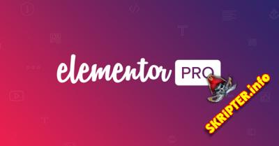 Elementor Pro v1.15.1 – Drag & Drop конструктор страниц