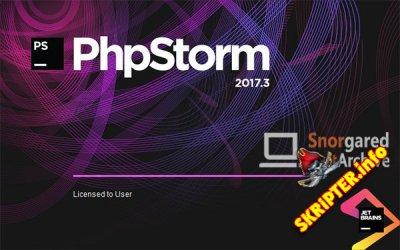 JetBrains PhpStorm 2017.3.3 Build 173.4301.34