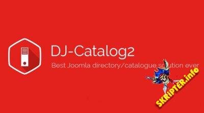 DJ-Catalog2 v3.7.4 Rus - каталог продукции для Joomla