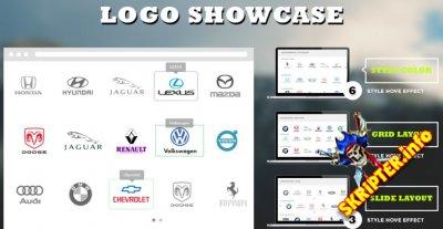 JUX Logo Showcase v1.0.5 - модуль портфолио из ваших логотипов