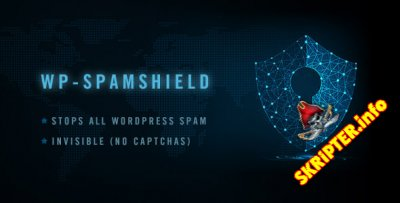 WP-SpamShield v1.9.30 - анти-спам плагин для WordPress
