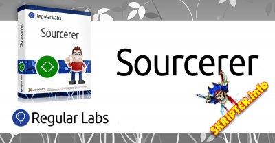 Sourcerer Pro v8.2.2 Rus - плагин для вставки кодов в контент Joomla