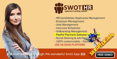 HR Applicant Tracking System v1.3 - система управления персоналом