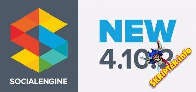 Social Engine 4.10.2 Nulled Rus - скрипт социальной сети