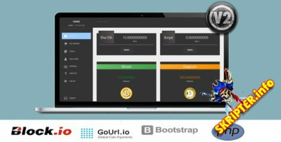 Bitcoin, Dogecoin Cloud Mining v2.0 Rus - облачный майнинг