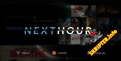 Next Hour v1.1 - скрипт видео портала