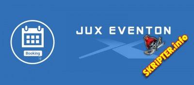JUX Eventon v1.0.1 - онлайн бронирование билетов для Joomla