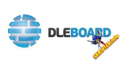 DLE Board v1.1 Fix - доска объявлений для DLE