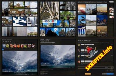 Event Gallery Extended 3.8.2 Rus - красивая галерея для Joomla