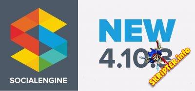 Social Engine 4.10.3 Nulled Rus - скрипт социальной сети