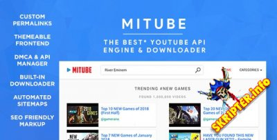 MiTube v1.2 - скрипт автопилота YouTube