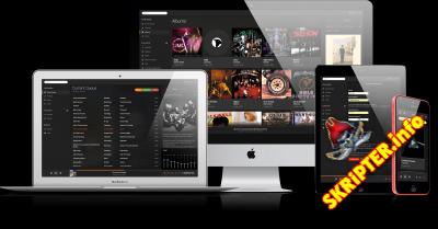Koel - personal music streaming server