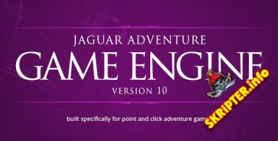 Jaguar v10.0 - Adventure Game Engine