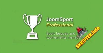 JoomSport Pro v4.3.1 Rus - компонент создания спортивного сайта для Joomla