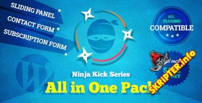 Ninja Kick Series v1.3 Rus - All in One Pack