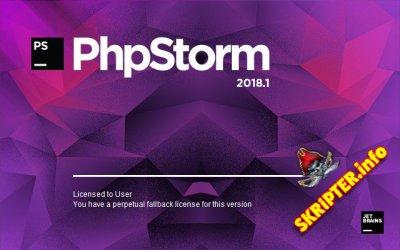 JetBrains PhpStorm 2018.1.2 Full