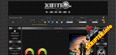 XBTIT DT FM V20.0 DE - движок торрент-трекера