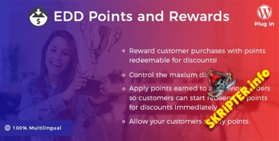 Easy Digital Download Points and Rewards v2.0.8