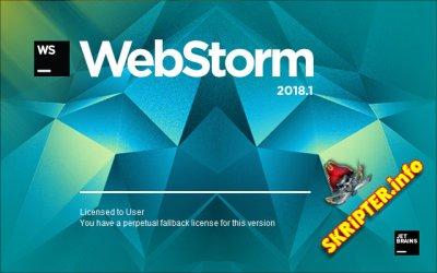 JetBrains WebStorm 2018.1.4 Full