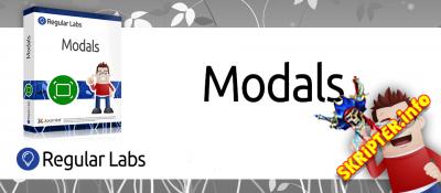 Modals Pro v11.5.8 Rus - плагин всплывающих окон для Joomla