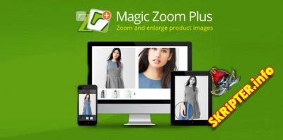 Magic Zoom Plus v3.3.3 -  масштабирование изображения для Joomla