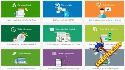 ThriveThemes Plugin Package v2.0.47 - сборка плагинов для WordPress