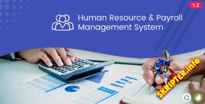 Human Resource & Payroll Management System v1.2