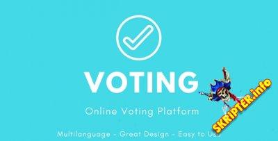 Voting v1.0 - скрипт онлайн голосования