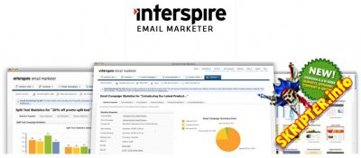 Interspire Email Marketer v6.1.6 Rus Nulled - Email рассылка