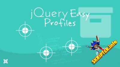 jQuery Easy Profiles v2.3.0 Rus - помощь администратору сайтов на Joomla 3.x