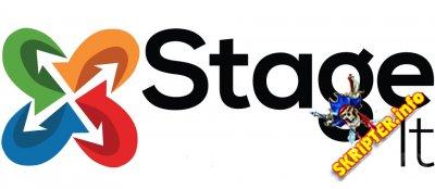 """StageIt v2.1.5 - компонент """"песочницы"""" для Joomla"""