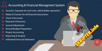 Accounting And Financial Management System v3.0