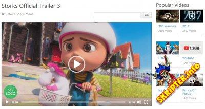 All Video Share Pro v3.4.0 Rus – видеогалерея и плеер для Joomla