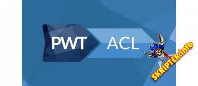 PWT ACL v3.1.0 Rus - управление правами пользователей для Joomla