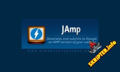 JAmp v1.7.5 Rus - генерация мобильной версии сайта Joomla