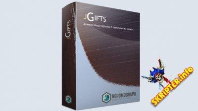 jGifts v1.1.13 - компонент виртуальных подарков для Joomla