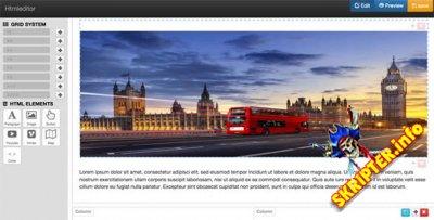 Html Editor v1.0 - конструктор веб-страниц
