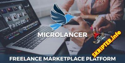 Microlancer v1.0 Nulled - магазин цифровых товаров