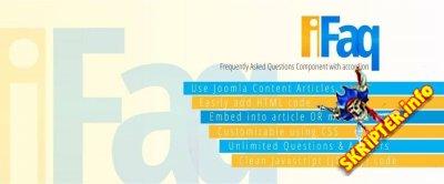 iFAQ Pro v3.6.2.2 - компонент справочника Joomla