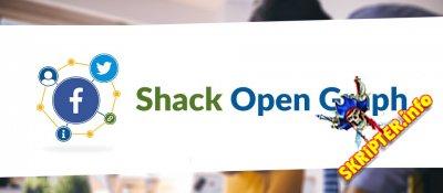 Shack Open Graph Pro v2.0.3 - разметка Open Graph для Joomla