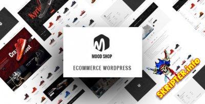 Moodshop v1.0.2 - WordPress тема для электронной коммерции